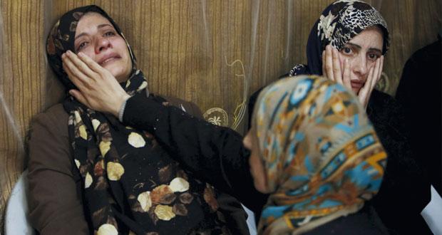 عدوان إسرائيلي على غزة وقوات الاحتلال تشن حملة اعتقال موسعة بالضفة