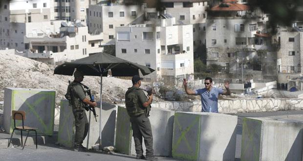 الاحتلال يعزل العيسوية ويشن حملة مداهمات واسعة النطاق بالأراضي المحتلة