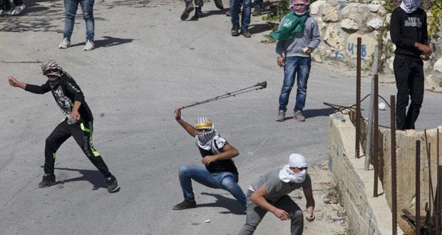 تصاعد المواجهات في الأراضي المحتلة وإصابة واعتقال مئات الفلسطينيين