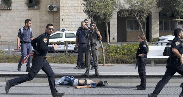 الاحتلال يعدم 3 فلسطينيين ويصيب طالبة بجروح بالغة.. مطالبات بتدخل أوروبي لوقف التصعيد