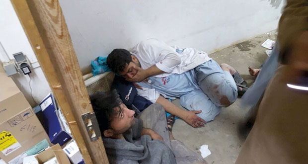 أفغانستان: 9 قتلى بقصف أميركي على مستشفى