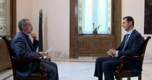 الأسد يحذر من تدمير المنطقة بأكملها أن لم ينجح تحالف موسكو ودمشق