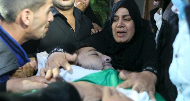 قوات الاحتلال تشن حملة اعتقال وقمع واسعة بالاراضي المحتلة