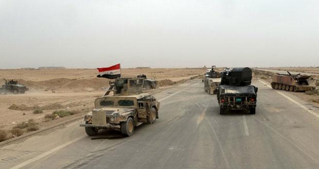 العراق يتجه إلى الاستعانة بروسيا لقتال (داعش) ويتقدم باتجاه تحرير الرمادي