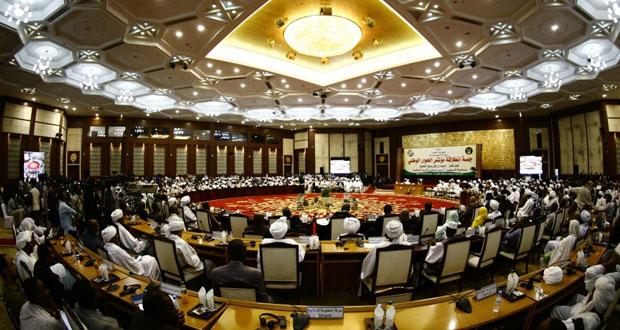 السودان يدشن الحوار الوطني والبشير يتعهد بوقف دائم لإطلاق النار