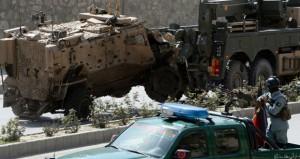 أفغانستان: هجوم انتحاري يستهدف موكبا لـ (الأطلسي)