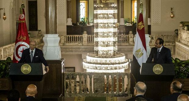 مصر وتونس تدعوان الأطراف الليبية إلى قبول اتفاق السلام