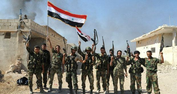 سوريا: الجيش يفرض السيطرة على (حرة حلب) و13 قرية في ريفي حماة واللاذقية