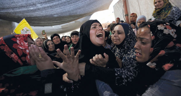غضب فلسطيني على وقع توسيع الاحتلال لعمليات (الإعدام الميداني) وعباس يطالب إسرائيل بوقف القمع