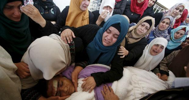 5 شهداء فلسطينيين في الأراضي المحتلة بينهم اثنان بعد عمليات طعن في القدس