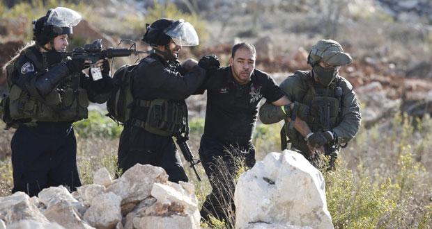 عشرات الاعتقالات في تواصل الإرهاب الإسرائيلي بالأراضي المحتلة