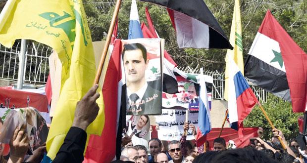 سوريا: المشاركة الروسية تعني بأنه من غير المسموح إسقاط (الدولة)