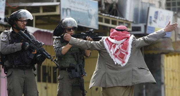 المواجهات تتسع في الأراضي المحتلة وإصابات واعتقالات بالمئات