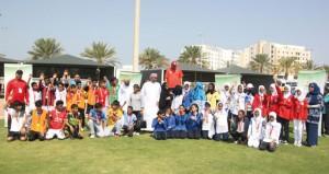 إسدال الستار على منافسات ألعاب القوى للبنين والبنات للمدارس الخاصة