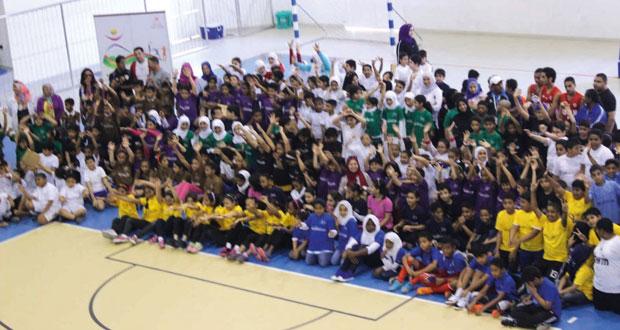 اليوم.. انطلاق مهرجان براعم السلة لفعاليات الأيام الرياضية للمدارس الخاصة والدولية