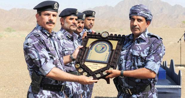 ختام ناجح ومثير لبطولة شرطة عمان السلطانية للرماية لعام 2015م