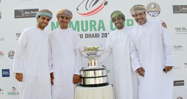 منتخبنا للجولف يحصد المركز الـ23 في البطولة الآسيوية بالإمارات