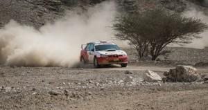 غدا .. الكشف عن كافة تفاصيل منافسات رالي عمان الدولى 2015