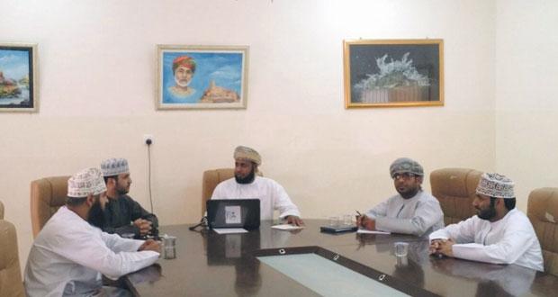اللجنة الشبابية لنادي عبري تعقد اجتماعها الأول
