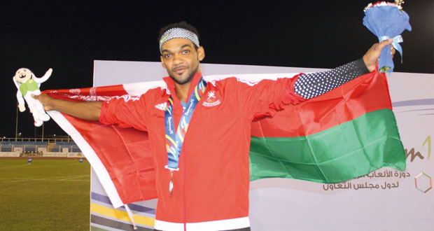 في دورة الألعاب الخليجية بالدمام…السلطنة ترفع رصيدها إلى 26 ميدالية ملونة وتحافظ على المركز الثالث في الترتيب العام