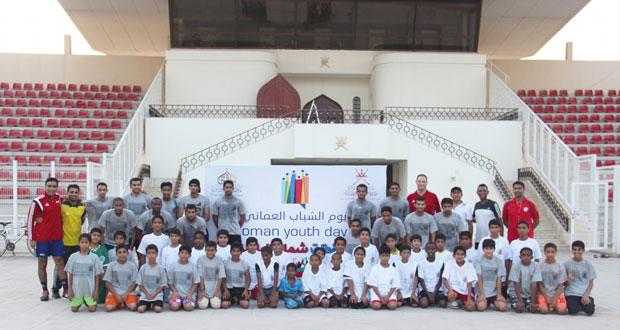 بمناسبة يوم الشباب العماني: الشؤون الرياضية تنظم احتفالية كبيرة بمجمع صحار