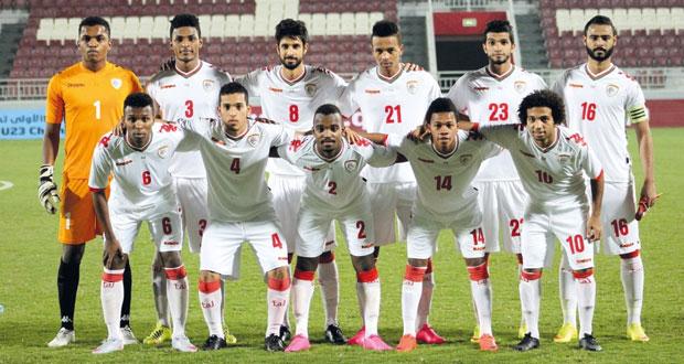 منتخبنا الوطني الأولمبي يواجه المنتخب السوري في لقاء مصيري