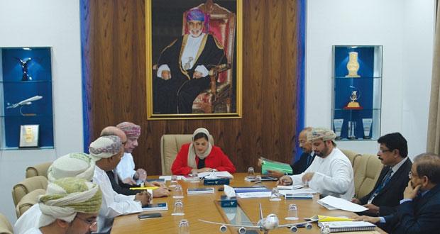 الطيران العماني يرفع رأس ماله إلى 684,1 مليون ريال عماني