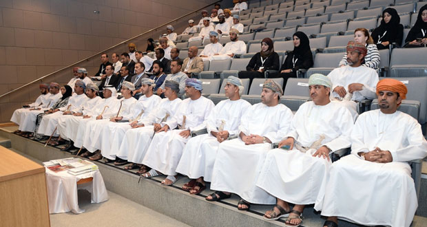 وزير الشؤون الرياضية يشهد فعاليات ندوة الرياضة والبيئة بشعار (نحو رياضة بيئية مستدامة)