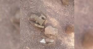 اكتشاف موقع أثري بمنطقة الحجرة بصحار