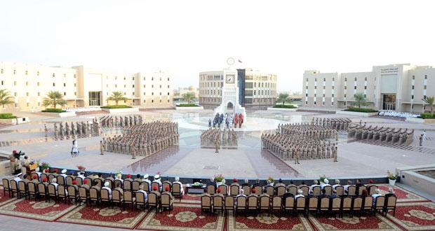 الكلية العسكرية التقنية تحتفل ببدء العام الأكاديمي الثالث وتدشن مجموعة من المختبرات التخصصية الحديثة