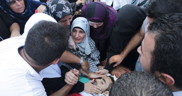 الفلسطينيون يطالبون بتحقيق دولي في (الاعدامات الميدانية) وينشدون تدخلا روسيا