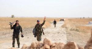 الجيش السوري يستعيد مناطق بحلب وتركيا تطالب أوروبا بـ(عازلة)