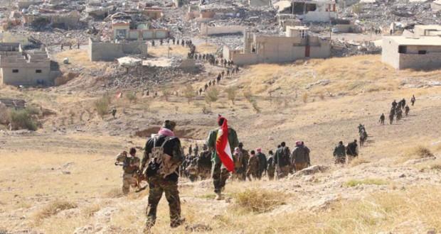 العراق: (البشمرجة) تدخل سنجار وبرزاني يعلن انتزاعها من (داعش)