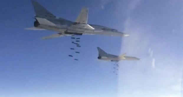 روسيا وفرنسا تنسقان بشأن سوريا وتدمر أسطول داعش لتهريب النفط السوري
