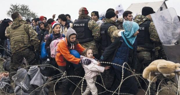 نواب أميركا يقرون تشريعا يبطيء دخول اللاجئين السوريين