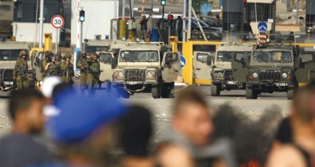 الاحتلال يصعد اعتداءاته في الأراضي المحتلة ويستهدف الفلسطينيين في منازلهم وأرزاقهم