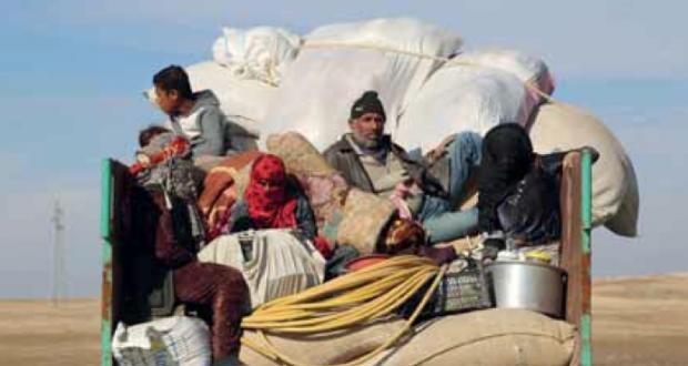 سوريا: الجيش يتقدم على الطريق للرقة .. وقذيفة إرهابية في باب توما