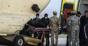 224 قتيلا في تحطم طائرة ركاب روسية بسيناء