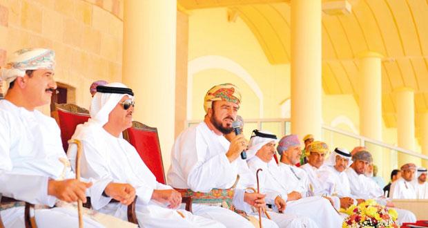 بتكليف سام أسعد بن طارق يفتتح البطولة الخليجية لسباقات الهجن