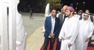 """اختتام """"سمبوزيوم النحاتين الشباب العرب"""" بمشاركة """"21″ فنانا في حديقة النسيم العامة"""