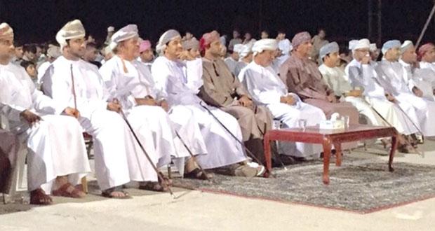 """""""ليلة في حب عمان"""" أمسية ثقافية بالمصنعة"""