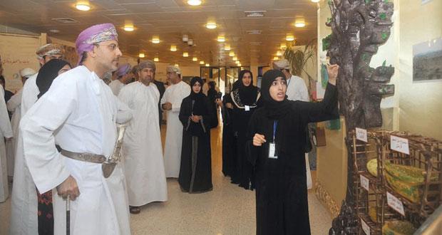 """جامعة السلطان قابوس تنظم حملة بعنوان """"عمان في قائمة التراث العالمي"""""""