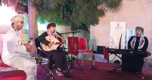 """""""ليالي عمان"""" .. حفلات غنائية تنظمها جمعية هواة العود بمشاركة نخبة من المطربين والموسيقيين العمانيين"""
