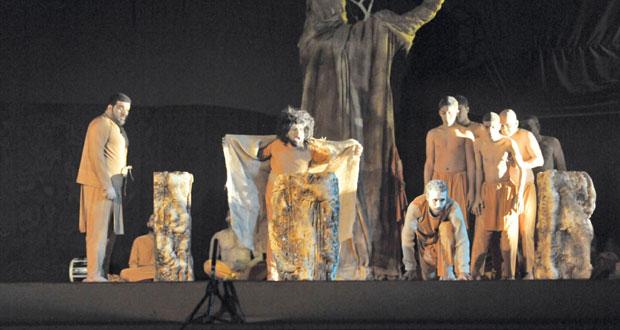 الأحد المقبل .. انطلاق فعاليات مهرجان المسرح العماني في نسخته السادسة