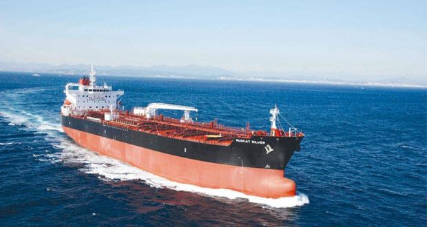 (العمانية للنقل البحري) تدشن (مسقط سيلفر) و(رستاق سيلفر) للمشتقات النفطية