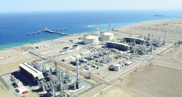 70.7 مليون برميل إنتاج المصافي والصناعات البترولية بالسلطنة بنهاية أكتوبر