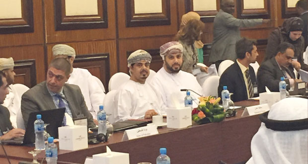 السلطنة تترأس الاجتماع العام الـ 22 لمجموعة العمل المالي لمنطقة الشرق الأوسط وشمال أفريقيا (المينافاتف) بالمنامة