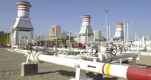 13.1% ارتفاعا بإجمالي إنتاج السلطنة من الكهرباء و5.6% بالمياه بنهاية أغسطس