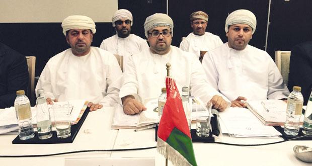 الغرفة تشارك في اجتماعات الدورة الـ 119 لمجلس الاتحاد العام للغرف العربية بأبوظبي