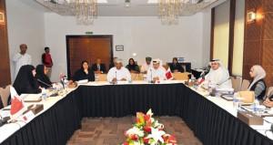 المركز الإحصائي الخليجي يناقش الخطة الاستراتيجية الإحصائية 2015م ـ 2020م